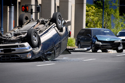 Rollover Accident Lawyers in the San Fernando Valley